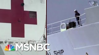USNS Comfort Prepares For Deployment To NYC | Morning Joe | MSNBC