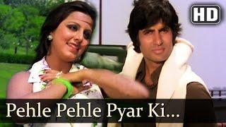 The Great Gambler Pehle Pehle Pyar Ki Mulakate Amitabh Bachchan Neetu Singh Asha Bhosle