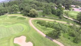 preview picture of video 'Golf zbraslav 18,19 jamka'