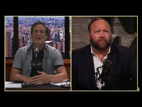 Download Alex Jones On 'The Anthony Cumia Show' HD Mp4 3GP Video and MP3