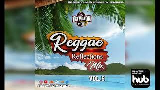 DJ Milton – Reggae Reflections vol 5 (Buju Banton, Sizzla, Garnett Silk, Beres Hammond, Luciano)