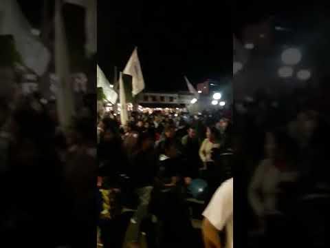 Chacabuco explotó de bronca y salió el pueblo a la calle contra el Gobierno