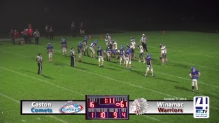 Caston Varsity Football vs Winamac