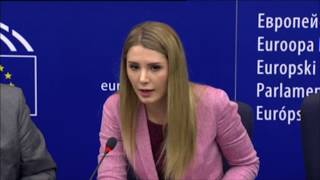 European Parliament on Right-Wingers Banned From UK