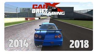 Как изменился CarX Drift Racing за 4 года?