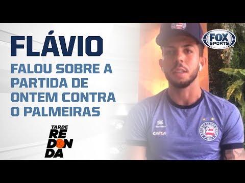 EXCLUSIVA COM FLÁVIO, VOLANTE DO BAHIA!