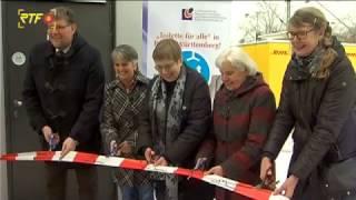 """""""Toilette Für Alle"""" - Zusatzangebot Für Menschen Mit Behinderungen Auf Metzinger Bahnhof Geschaffen"""
