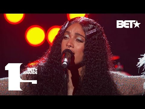 """Kiana Ledé's Voice Is Everything As She Performs """"EX"""" At BET Awards!   BET Awards 2019"""