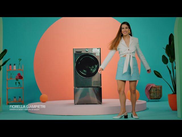 Lavadoras LG TwinWash – El ciclo de lavado perfecto