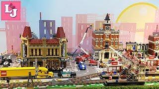 Выставка ЛЕГО в Испании Exposición LEGO Lego Exhibition