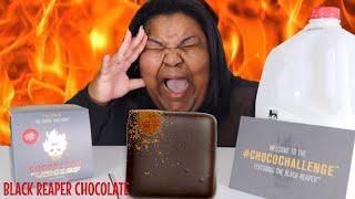 the black reaper chocolate - Kênh video giải trí dành cho