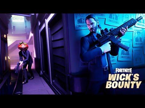 Fortnite John Wick LTM!! (Fortnite Battle Royale)