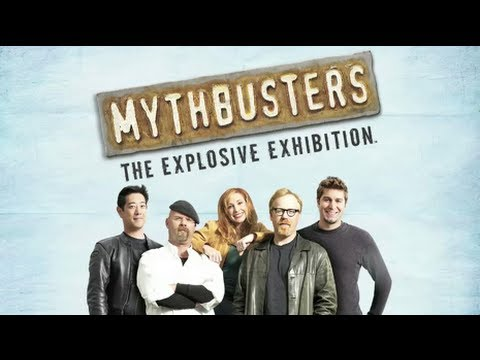 Mythbusters :: The Explosive Exhibition :: Promo
