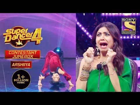 Arshiya Special Performances | Contestant Jukebox | Super Dancer Chapter 4