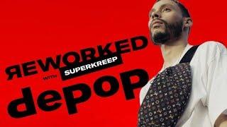 Creating Custom Luxury Clothing With NYC Designer Super Kreep | Reworked: A New Depop Series