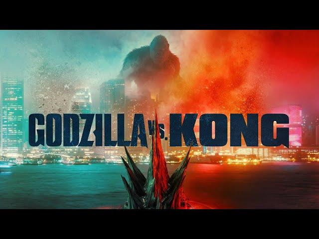 Godzilla vs. Kong Trailer #1