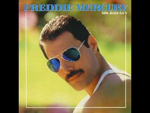 Freddie Mercury - Man Made Paradise