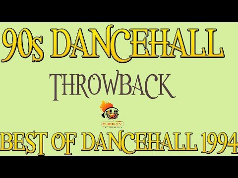 90s Dancehall Throwback Best Of Dancehall 1994 Mix by Djeasy