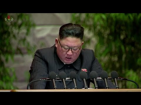 Kim Jong Un says U.S. is North Korea's 'biggest enemy'