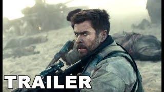 12 Strong - Trailer Subtitulado 2018