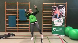 Reaktiv Fitness mit Maria