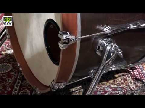British Drum Company Lounge Series - demo by Salle de Jonge
