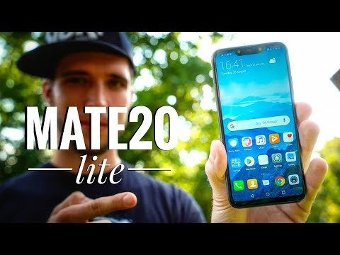 Huawei Mate 20 Lite Review – The BEST Budget Smartphone 2018 !?