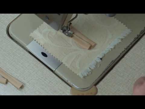 Doppelseitiges Lederknopfloch - einfach selber machen - Lilo Siegel