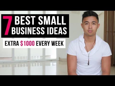 , title : '7 of the Best Small Business Ideas in 2021