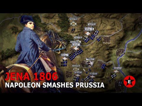 Napoleonské války #2 – Bitva u Jeny