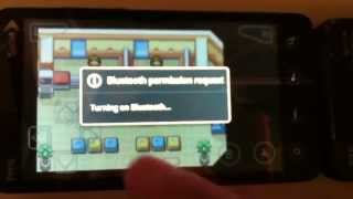 How To Trade Pokemons With Your Friends On Android VBA  GBA Emulator