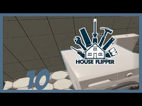 Einbauwaschmaschine -   House Flipper [ Deutsch German ]