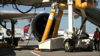 Pre-Conditioned Air for Aircraft
