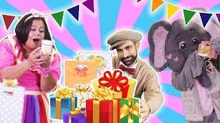 Loly & Falfool - Holiday gifts surprise  | لولي وفلفول - مفاجأة هدايا العيد