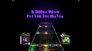3 Doors Down - Feet in the Water 100% FC / Guitar Hero 3 Custom Song (PC)