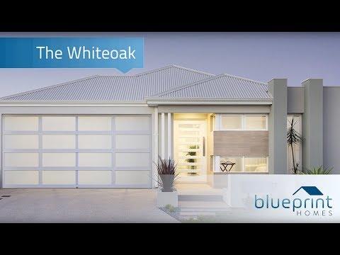 Display home piara waters the whiteoak blueprint homes home builder piara waters bedroom view floorplan malvernweather Choice Image