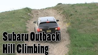 Subaru Outback Off-Roading