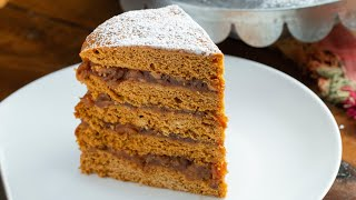 Apple Stack Cake - Video Youtube