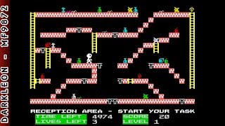 Sinclair Spectrum - Colin the Cleaner