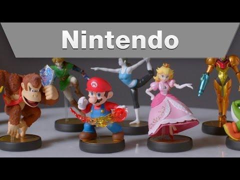 Видео № 1 из игры Amiibo Олимар (Super Smash Bros)