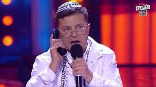 От этого номера зал плакал! Везде есть шо полечить Израильская клиника - До Слез!