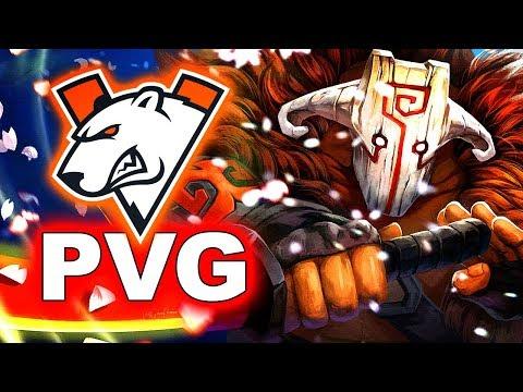 VP vs Pavaga - CIS Group Final - DreamLeague MAJOR DOTA 2