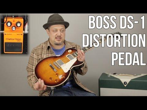 Guitar Pedals for CHEAP! Boss DS-1 Distortion Pedal – Thursday Gear Video
