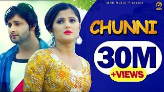 ✓ CHUNNI || Raju Punjabi # Anjali Raghav & Vijay Varma || New Haryanvi D J Song 2017 || Mor Music