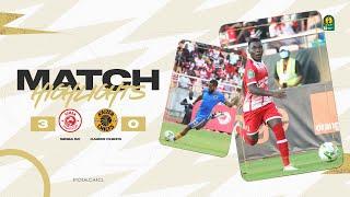 CAF CL | Quart de finale Retour : Simba SC 3 – 0 Kaizer Chiefs