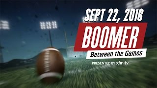Boomer Between the Games: Week 3