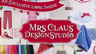 Mrs. Claus Design Studio