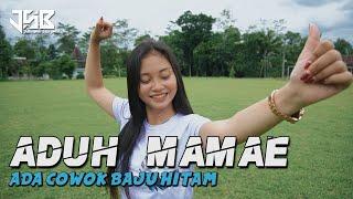 Chord Kunci Gitar dan lirik Lagu Aduh Mamae Ada Cowok Baju Hitam Versi DJ Remix yang Viral di TikTok