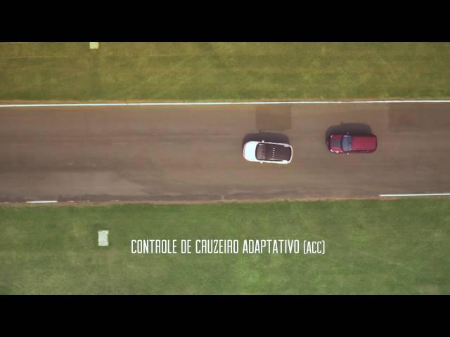 Jeep Compass - Adaptative Cruise Control