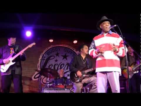 Dave Specter with Jimmy Johnson & Buddy Guy: Live in Chicago 2012.